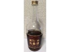 養命酒製造 琥珀 生姜酒 700ml