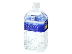 セブンプレミアム からだにうるおうアルカリ天然水 ペット1L