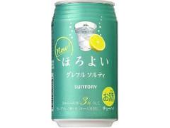 サントリー チューハイ ほろよい グレフルソルティ 缶350ml