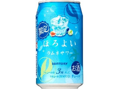 サントリー チューハイ ほろよい ラムネサワー 缶350ml