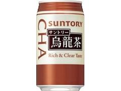 サントリー 烏龍茶 缶340g