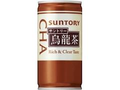 サントリー 烏龍茶 缶190g