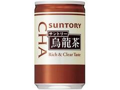 サントリー 烏龍茶 缶160g