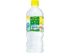 サントリー はちみつレモン&サントリー天然水 ペット540ml