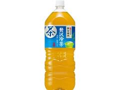 サントリー 緑茶 伊右衛門 贅沢冷茶 ペット2L