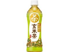 サントリー 緑茶 伊右衛門 玄米茶 ペット500ml