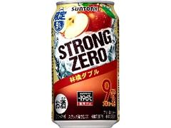 サントリー -196℃ ストロングゼロ 林檎ダブル 缶350ml
