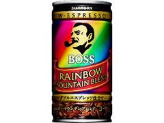 サントリー ボス レインボーマウンテンブレンド 缶185g