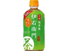 サントリー 緑茶 ホット 伊右衛門 ペット500ml