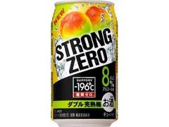 サントリー チューハイ ‐196℃ ストロングゼロ ダブル完熟梅 缶350ml