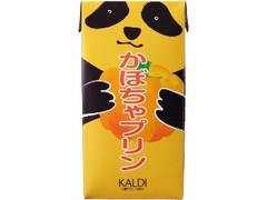 カルディ オリジナル パンダかぼちゃプリン パック533g