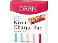 オルビス Kirei Charge Bar 赤い果実ミックス 箱22g×7