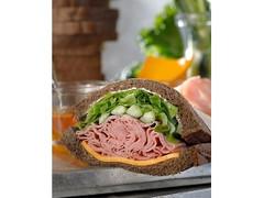 スターバックス ハニーハム&チェダーチーズサンドイッチ