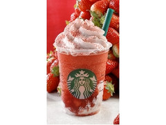 スターバックス #STRAWBERRYVERYMUCHFRAPPUCCINO