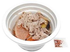 セブン-イレブン ぶた汁 西京味噌仕立て