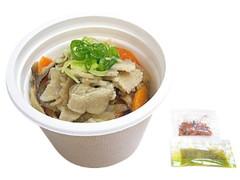 セブン-イレブン お肉たっぷり!ぶた汁 九州味噌