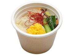 セブン-イレブン ツルっと餃子の野菜中華スープ