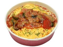 セブン-イレブン とろとろたまごと煮込み野菜のオムドリア