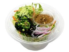 セブン-イレブン 和風ドレで食べる!豆腐サラダ