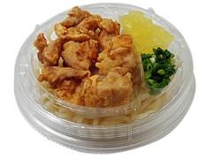 セブン-イレブン かぼすジュレと食べる鶏天ぶっかけうどん