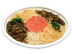 セブン-イレブン 高菜と博多辛子明太子のピリ辛ビーフン