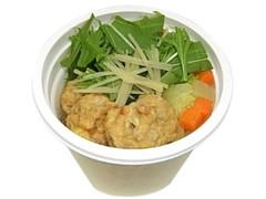 セブン-イレブン 生姜香る!ふわふわ鶏団子と野菜のスープ