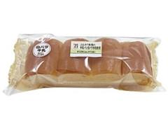 セブン-イレブン ふんわり食感の牛乳パン 白バラ牛乳使用