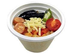 セブン-イレブン 夏野菜とチーズのトマトスープ