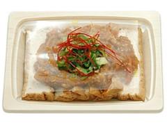 セブン-イレブン 厚揚げの肉みそあん 道産豚使用