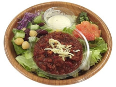 セブン-イレブン タコスミートのグリーンサラダ
