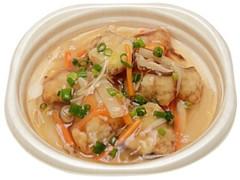 セブン-イレブン 白身魚のきのこ野菜あんかけ 柚子風味