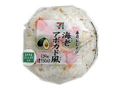 セブン-イレブン 海老アボカド風寿司おむすび