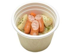 セブン-イレブン ごろごろ野菜とソーセージのポトフ