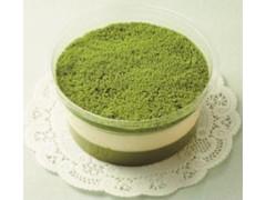 セブン-イレブン 2層仕立ての宇治抹茶ドゥーブルフロマージュ