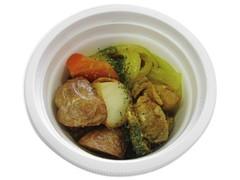 セブン-イレブン ごろごろ野菜とチキンのカレースープ