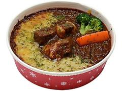 セブン-イレブン ビーフシチュードリア アンガス種牛肉使用