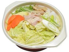 セブン-イレブン だしが染み込む豚肉と野菜の鍋うどん