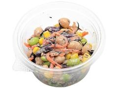 セブン-イレブン 豆とひじきのサラダ 生姜風味