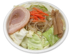セブン-イレブン 1日に必要な1/3の野菜が摂れる塩らーめん