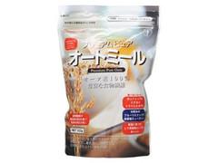 日本食品製造 プレミアムピュア オートミール 袋300g