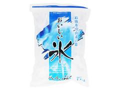 中勢製氷冷蔵 おいしい氷 鈴鹿布引山系の恵 袋1.1kg