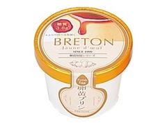 ナチュラルローソン Breton ブルトン 卵黄プリン