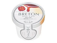ナチュラルローソン Breton ブルトン 卵白プリン