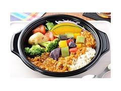 ナチュラルローソン 1日1/3の野菜が摂れるベジタブルカレーサラダ