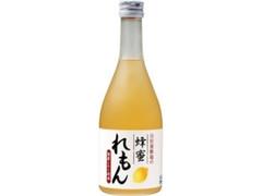 山田養蜂場 蜂蜜れもんドリンク 瓶500ml
