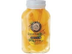 山田養蜂場 洋梨はちみつシロップ漬 瓶720ml