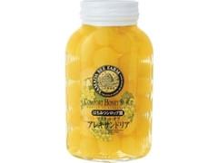山田養蜂場 マスカットはちみつシロップ漬 瓶350ml