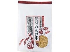山田養蜂場 発芽れんげ米 袋700g