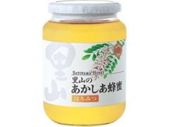 山田養蜂場 里山のあかしあ蜂蜜 瓶1kg