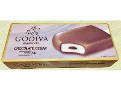 ゴディバジャパン CHOCOLATE ICE BAR プラリネ 箱80ml